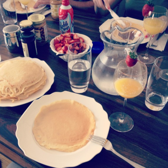Nat Brooke - Crepe Brunch