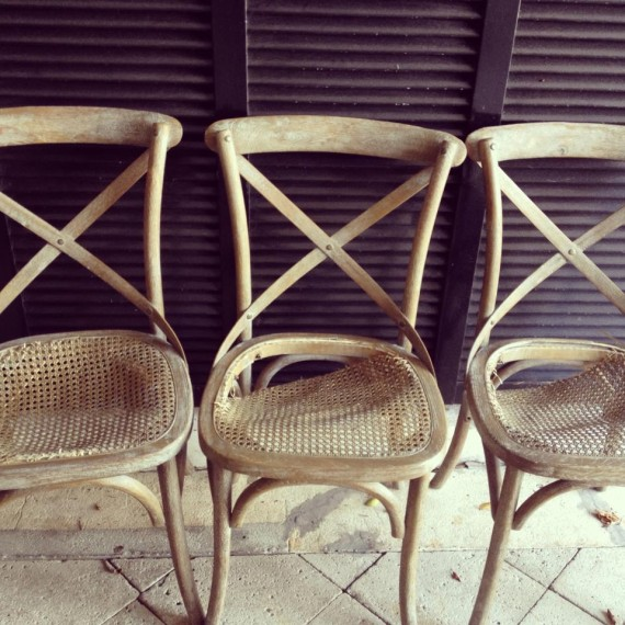 Chairs - Nat Brooke