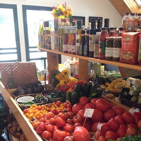 West Tisbury Farm Stand | Nat Brooke