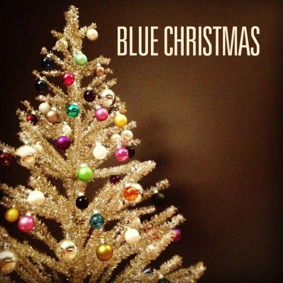 Nat Brooke | Blue Christmas